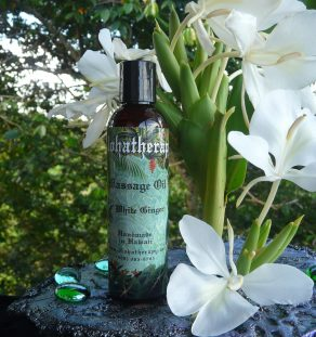 Massage Oils, Bath & Body Oils